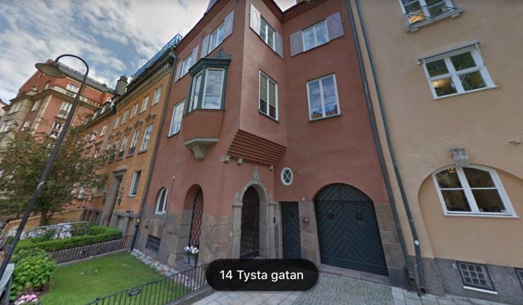 Sveriges dyraste radhus